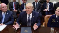 Despite Funding Rumors, Trump Insists: 'The Wall Gets Built, 100 Percent'