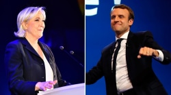 Le Pen, Macron Triumph in First Round of French Election