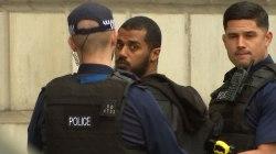 Police Arrest Armed Terror Suspect Near U.K. Parliament
