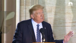 Trump Keynotes Holocaust Remembrance Event: 'We Must Bear Witness'