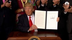 Trumps Signs Executive Order to Review National Monuments, Protected Lands