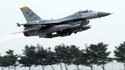 U.S., South Korean Warplanes Prepare for Action at 'Max Thunder' Drill