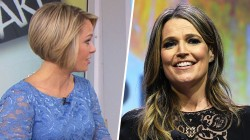 Savannah Guthrie's speech at Matrix Awards reduced Dylan Dryer to tears