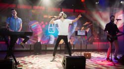 See indie pop group AJR perform their new single 'Weak' live on TODAY