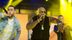 Watch Flo Rida and 99 Percent perform 'Cake' live in the TODAY studio