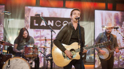 Watch country band LANco perform 'Greatest Love Story' live on TODAY