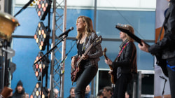 Watch Sheryl Crow perform her new song 'Long Way Back' live on TODAY