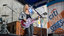 Sheryl Crow sings her hit 'Soak Up the Sun' live on TODAY