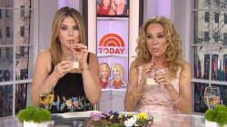 Watch KLG and Jenna try 'cereal killer cocktail,' chocolate deviled eggs