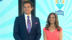 Drop 10 TODAY: Dr. Oz and Joy Bauer reveal how to get healthy for summer