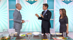 Drop 10 TODAY: Dr. Oz and Joy Bauer reveal how to eat healthy at lunch