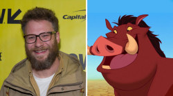 Seth Rogen, Billy Eichner may be in remake of 'The Lion King'
