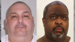 Arkansas executes 2 inmates just hours apart