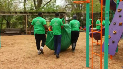 Celebrating Comcast Cares Day: Volunteers help local communities thrive