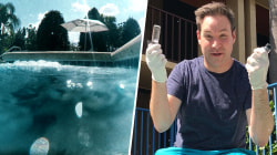 Pee in public pools: Jeff Rossen reveals the dirty truth