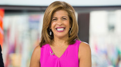 Hoda Kotb makes emotional return to TODAY after arrival of Haley Joy