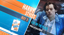 Harry Styles will kick off his world tour on the TODAY plaza