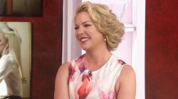 Katherine Heigl: It's 'freeing' to play the villain in 'Unforgettable'