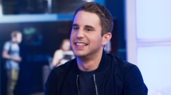 'Pitch Perfect' star Ben Platt talks about Broadway show 'Dear Evan Hansen'