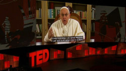 Pope Francis urges leaders 'to act humbly' in surprise TED Talk