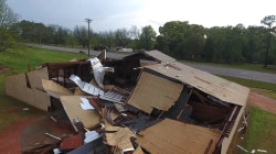 Tornadoes break out in 3 states; 100 million in path of severe weather