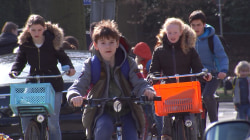 See what makes Dutch children the happiest in the world