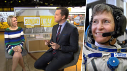 Donald Trump to call astronaut Peggy Whitson: 'I hope she has service!'