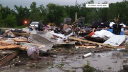 Tornadoes in Texas kill at least 5; tens of millions affected by flash floods