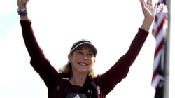 First Woman to Run Boston Marathon Recalls Fateful Race