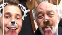 Watch Robert De Niro try to learn to use Snapchat