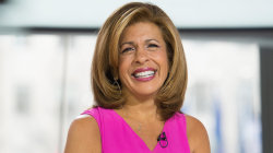 Welcome back! New mom Hoda Kotb is set to return to TODAY