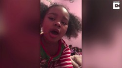 Four-year-old creates touching original song for mom