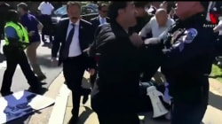 Disturbing Videos Show Turkish President's Guards Beating Protesters in DC
