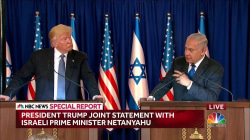 Netanyahu to Trump: 'I See a Real Hope for Change' in Middle East