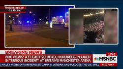 Police Responding to 'Serious Incident' at Britain's Manchester Arena