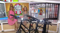 Give It Away: 5 lucky TODAY viewers win Trek fitness bikes worth $559