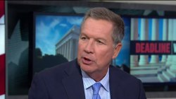 Kasich: 'We Don't Want to Have a Wounded President'