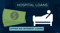 Some Hospitals Will Now Offer Patients Interest-Free Loans