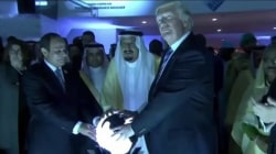 Glowing orbs & a Papal visit: Viral hits from Trump's foreign trip