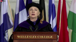 Clinton: Alt-facts are the beginning of authoritarian regimes