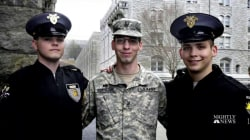 Meet the Three Brothers Who Just Graduated West Point Together