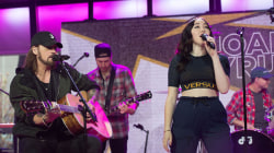 Watch Noah Cyrus and dad Billy Ray Cyrus perform 'I'm Stuck' live on TODAY