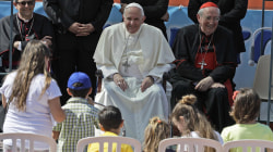 Pope Tells Kids He Wasn't Good at Soccer Growing Up