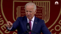 Vice President Biden Speaks to Graduates About How to Understand Each Other