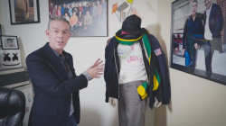 Take a Peek Inside Radio Host Elvis Duran's Lively Office