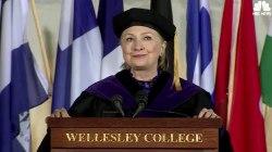 Watch Hillary Clinton's Full Wellesley Commencement Speech