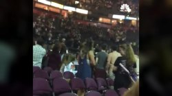 Moment Blast Shook Manchester Arena Caught on Camera