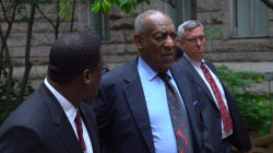 Cosby Speaks Briefly After Jury Selection