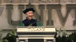 2017 Commencement: Helen Mirren's Full Tulane Speech