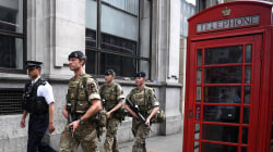 Military Deployed on London Streets After U.K. Raises Terror Threat